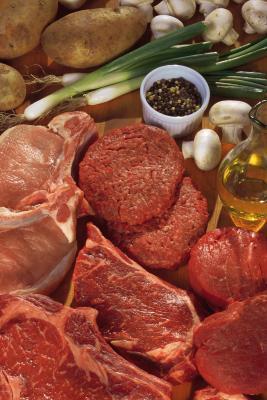 Lista degli alimenti dell'acido urico