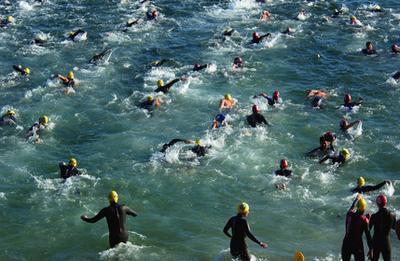 Quanto tempo vuole al treno per il Triathlon?