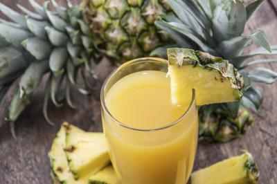 Succo di ananas & infiammazione