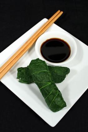Tipica dieta asiatica