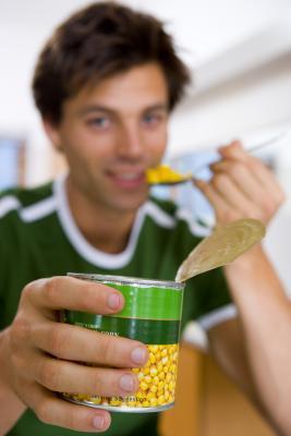 Come fare crema-stile mais fuori di mais in scatola