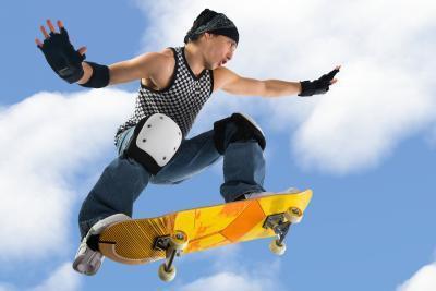 Che cosa dovrebbe mangiare uno Skateboarder?