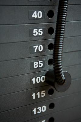 Esercizi di ginnastica di ellittica CM3
