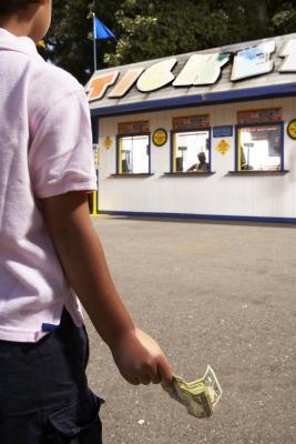 Perché il mio 10-anno-vecchio ragazzo rubare soldi da Me e cosa devo fare?