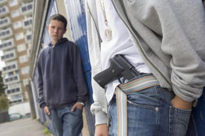 Anti personalità sociale negli adolescenti