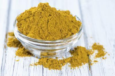 È polvere di Curry buono per voi?