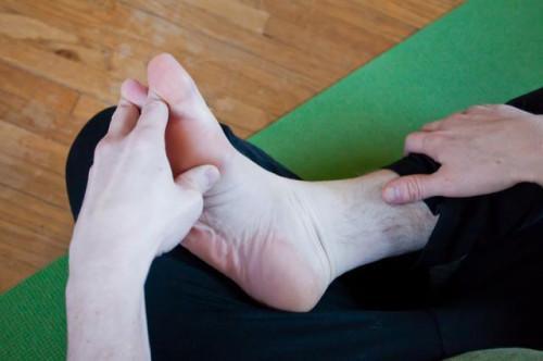 Yoga per neuropatia periferica