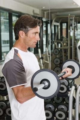 Un insieme Per gli allenamenti di parte del corpo