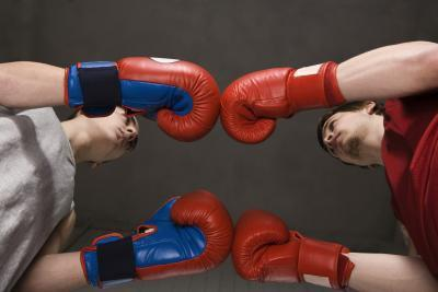 Boxe vs Bodybuilding