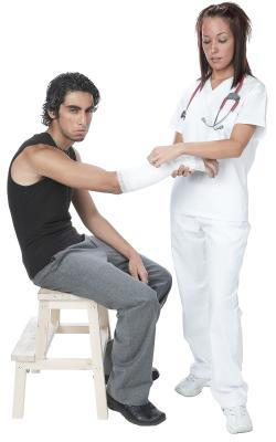 Come sbarazzarsi del dolore da un braccio rotto