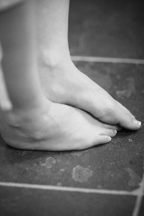 Modi per migliorare la pelle flaccida secco sui miei piedi