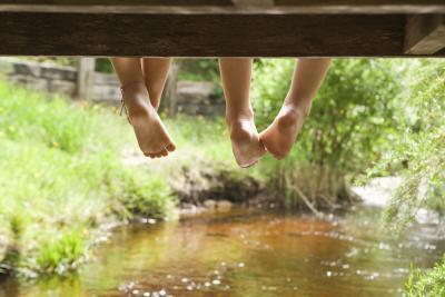 Che cosa provoca Peeling della pelle sui piedi dei bambini?