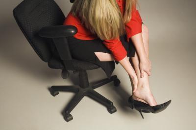 Esercizi di piede per dolore arco