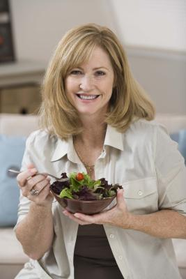 Barnelli tritato insalata nutrizione