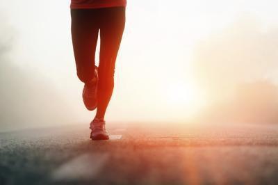 Running fa le cosce più grande?