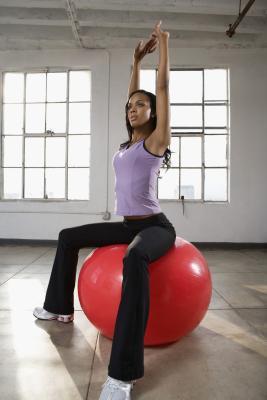 Anca pilates esercizi di rotazione