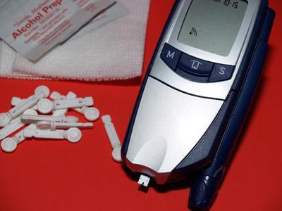 Diabetico totali di zucchero negli alimenti