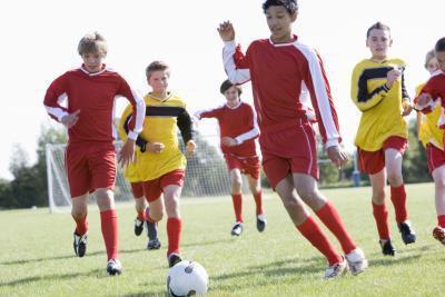 Buon allenamento routine per 13-Year-Old Boys