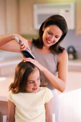 Fatti di capelli per bambini