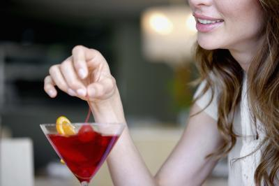 Calorie di bevande miste