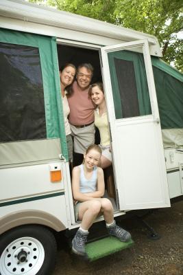 Campeggio a Frankenmuth Michigan