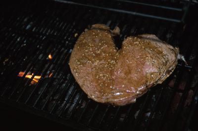 Come cucinare le bistecche di cervo farfalla
