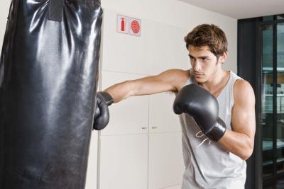 Programma di allenamento di boxe