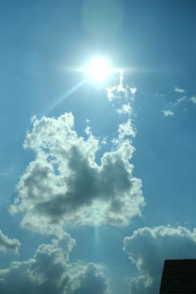 Pericoli di blocchetto di Sun