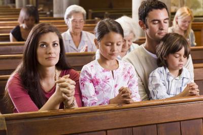 Il ruolo della religione nell'allevamento del bambino