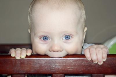 Dolore di dentizione grave nei bambini