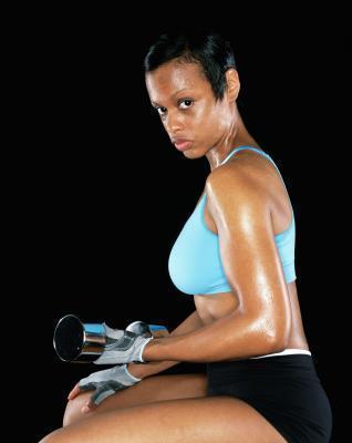 Masterizzazione di alto-caloria di esercizi da fare a casa