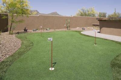 Golf Chipping Trapani