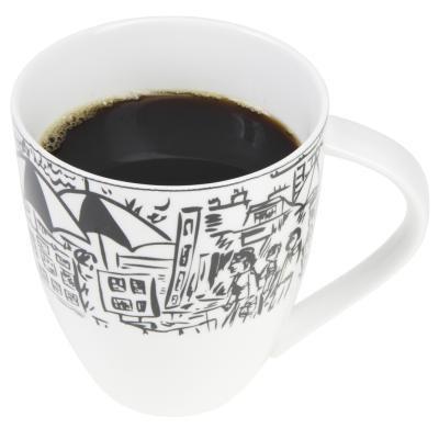 Acidi clorogenici in caffè