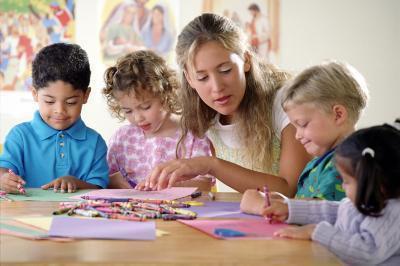 Capacity Building in sviluppo infantile
