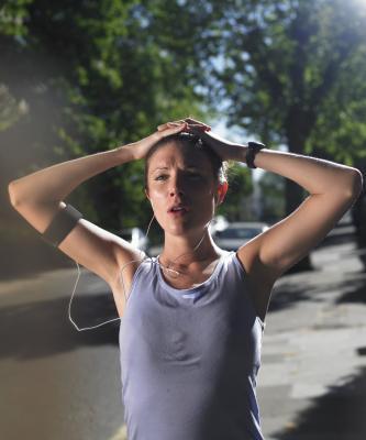 Che i muscoli sono utilizzati per l'esercitazione gravosa respirazione?