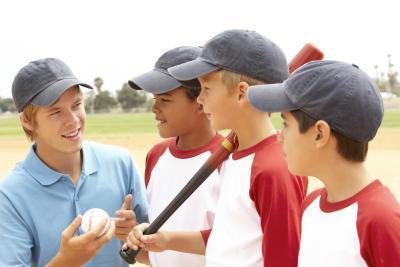 Punte per fare un bambino un migliore battitore di Baseball