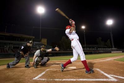 Esercizi che Will Help si colpisce un Baseball più difficile
