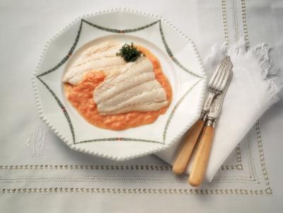 Come cucinare pesce congelato in un foglio