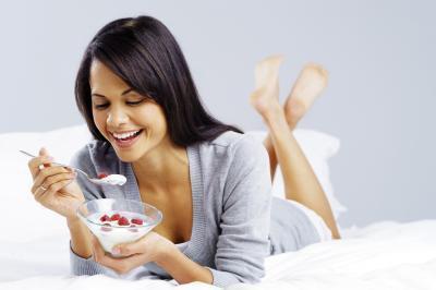Presa giornaliera raccomandata di grasso & calorie