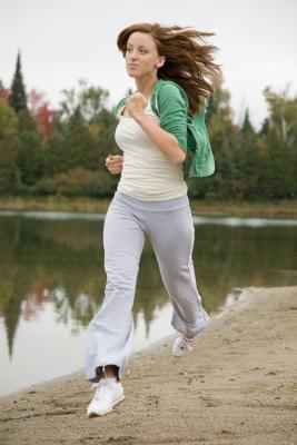 Quante calorie ha fare Jogging in luogo Burn?