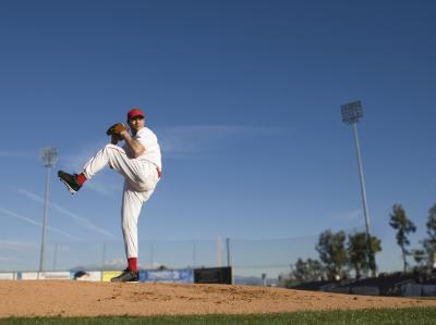 Esercizi per lanciare una palla da Baseball più velocemente