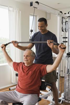 Allenamento della forza per le persone con malattia di Parkinson