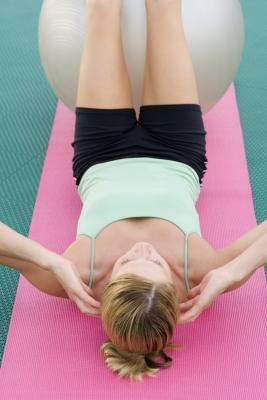 Come ottenere la definizione muscolare senza flettere