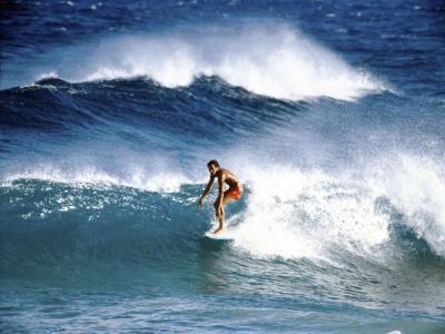 Tecnica di surf Kelly Slater