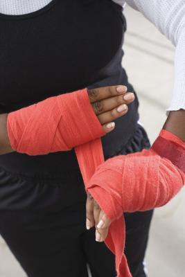 Boxe & dolore della mano