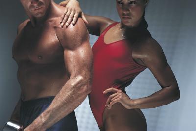 Bodybuilders fare Cardio