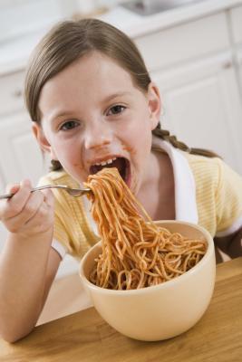 Valori nutrizionali del cibo italiano