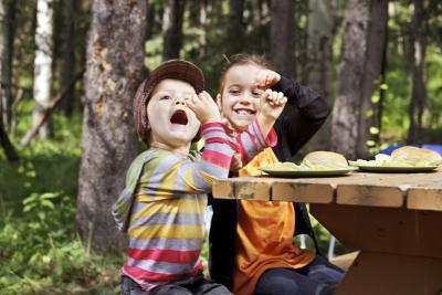 Requisiti di alimentazione per bambini in età scolare
