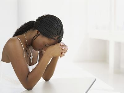 Regali di preghiera di serenità per gli adolescenti