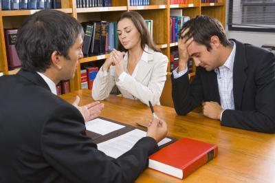 Come gestire un'amara Ex-moglie in un divorzio